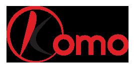KOMO – promotivni materijal i stampa Mobile Retina Logo