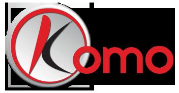 KOMO – promotivni materijal i stampa Retina Logo